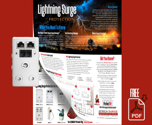 Download Lightning Strike Zones in every Household